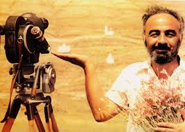 PARAJANOV.com - Parajanov poses for Vartanov's camera