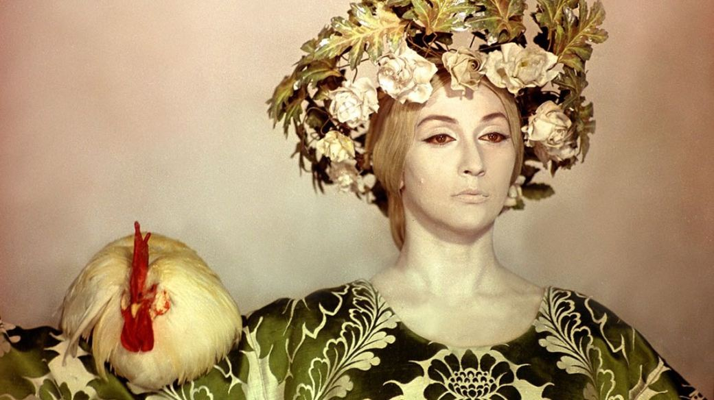 The Color of Pomegranates by Sergei Parajanov