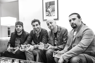 System Of A Down - 2015 Parajanov-Vartanov Institute Awards