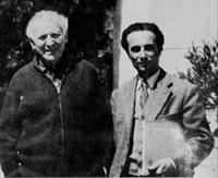 PARAJANOV.com - Marc Chagall and Jean Carzou