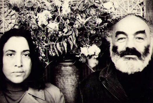 PARAJANOV.com - Sergei Paradjanov and Gayane Khachatrian