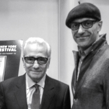 Martin Scorsese receives Parajanov-Vartanov Institute Award