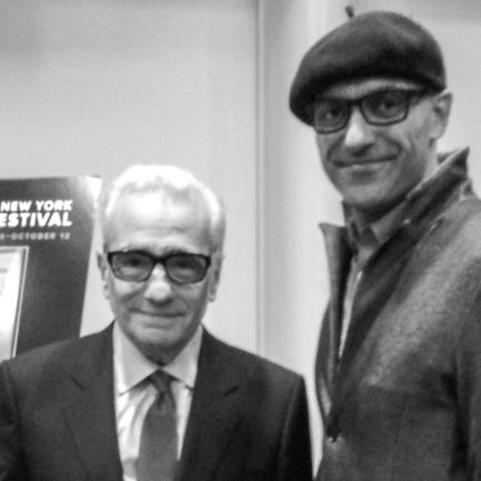 Martin Scorsese receives Parajanov-Vartanov Institute Award