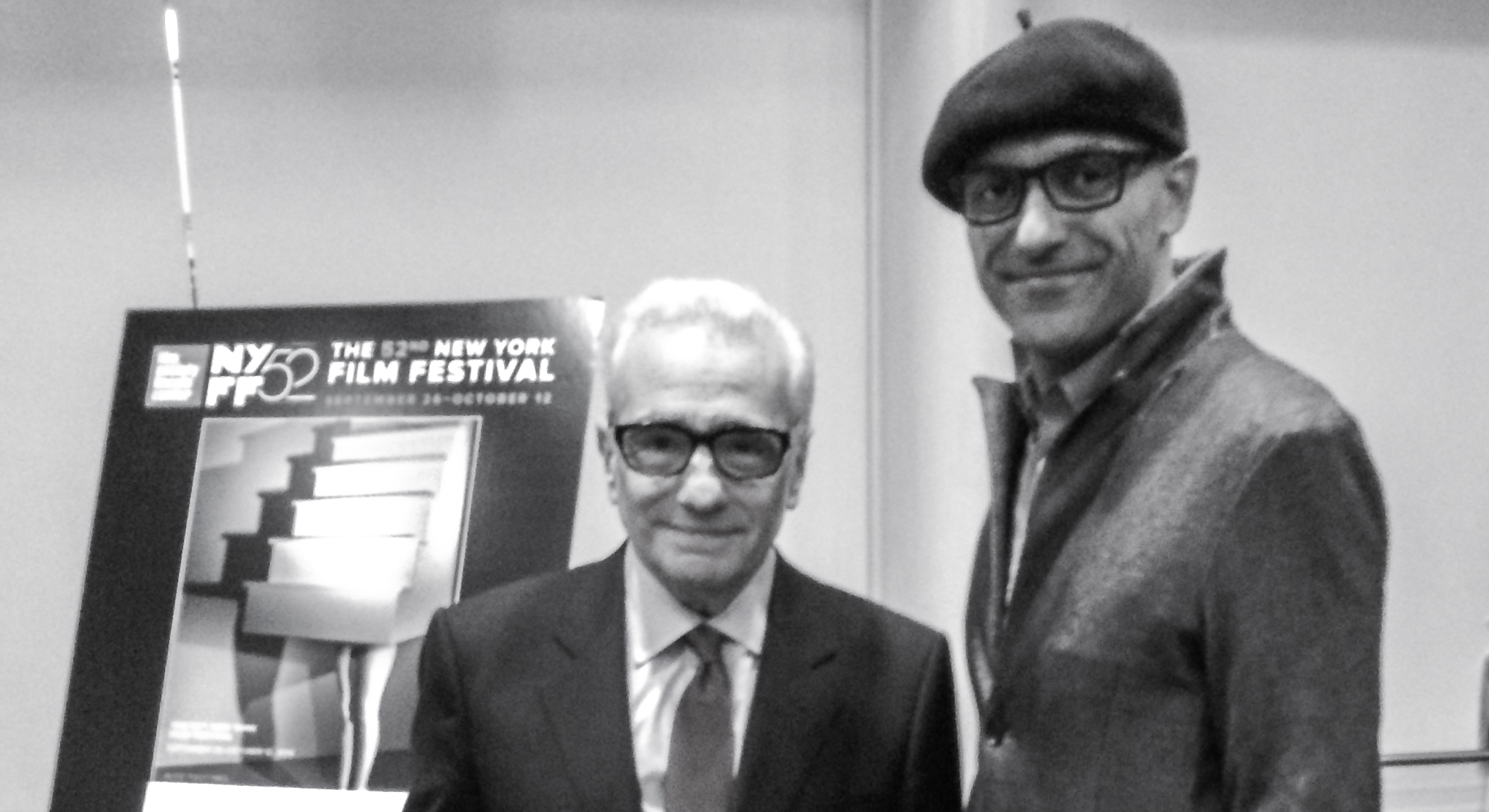 Martin Scorsese receives the 2014 Parajanov-Vartanov Institute A