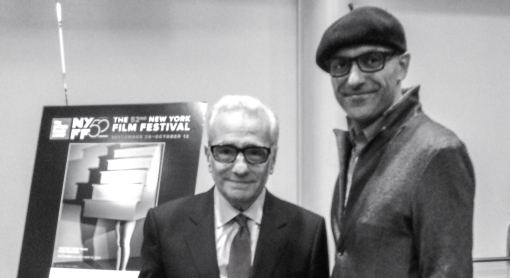 Martin Scorsese receives the 2014 Parajanov-Vartanov Institute A