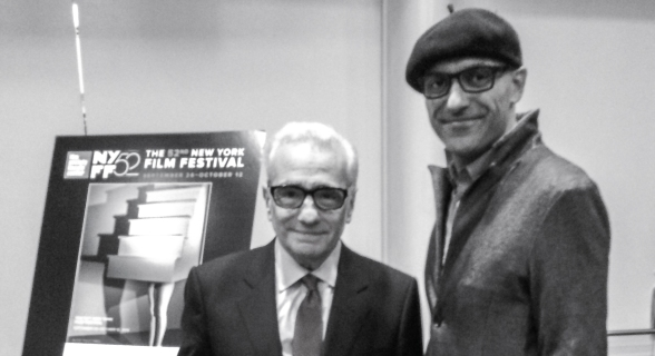 Martin Scorsese receives 2014 Parajanov-Vartanov Institute Award