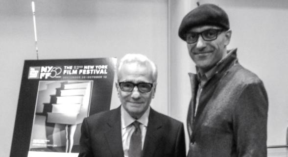 Martin Scorsese receives 2014 Parajanov-Vartanov Institute Award