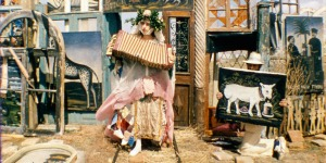 PARAJANOV.com - Arabesques on the theme of Pirosmani - a documentary by Sergei Paradjanov