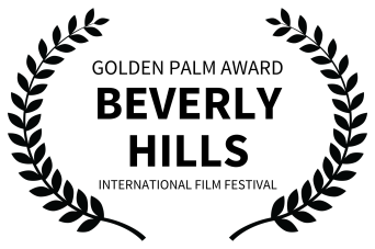 GOLDEN PALM AWARD - BEVERLY HILLS - INTERNATIONAL FILM FESTIVAL