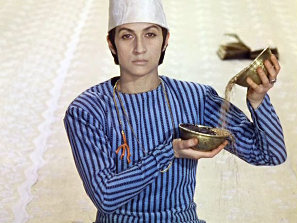 The Colour of Pomegranates by Sergei Parajanov