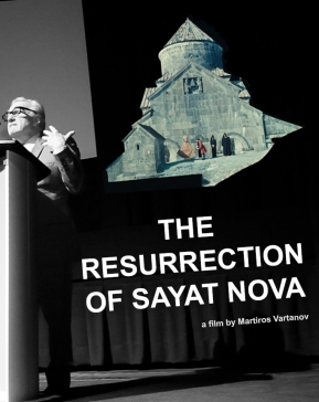 The Resurrection of Sayat Nova